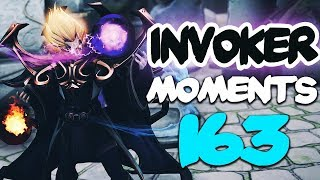 Dota 2 Invoker Moments Ep. 163