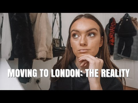 POST GRAD... THE REALITY OF MOVING TO LONDON | ames banks