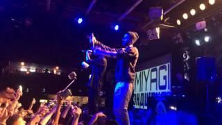 Эндшпиль & MiyaGi - Люби меня (Челябинск, live 2016)