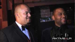 Aktive N LA - Z Son of Abraham bagging with Anthony Anderson & Chris Spencer YouTube Videos