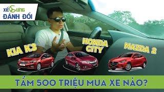 [Đánh đổi] Mua xe Ô TÔ CŨ 500 TRIỆU: xe nào xứng đáng?