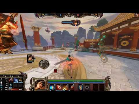 видео: Приключения в ранкед 1v1: Беллона vs. Хоу И.