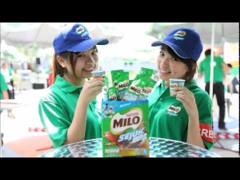 Nestle Bliss Yogurt Drink (S30)Marketing Management