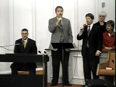 Men's Trio- Thank God I'm Free