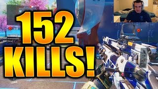 152 KILLS In BLACK OPS 3 LIVE! MY MOST KILLS IN BLACK OPS 3 BEST CLASS SETUP M8A7 IS THE GOD GUN!