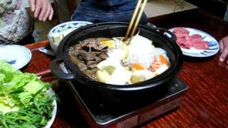 How to Cook Japanese Sukiyaki