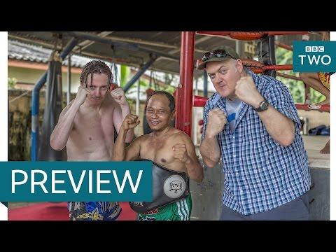 Muay Thai Boxing - Dara & Ed