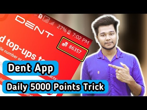 Dent Hack Daily 49097 point without call verification