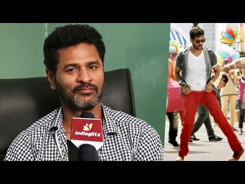 I dont want to concentrate on dance anymore - Prabhu Deva Interview | Devi Tamil Movie