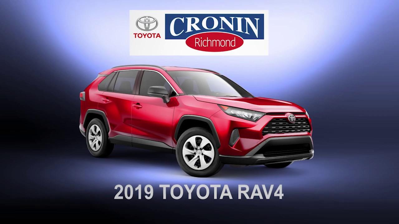 Toyota Richmond Indiana >> Best Price Toyota Rav4 Cronin Toyota Richmond Indiana