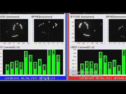 CERN Overheats and New look proton beams