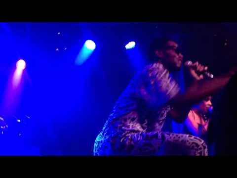 Njena Reddd Foxxx ft Zebra Katz - NEEDFUL THINGS - LIVE @ XOYO LONDON - 6th June 2013