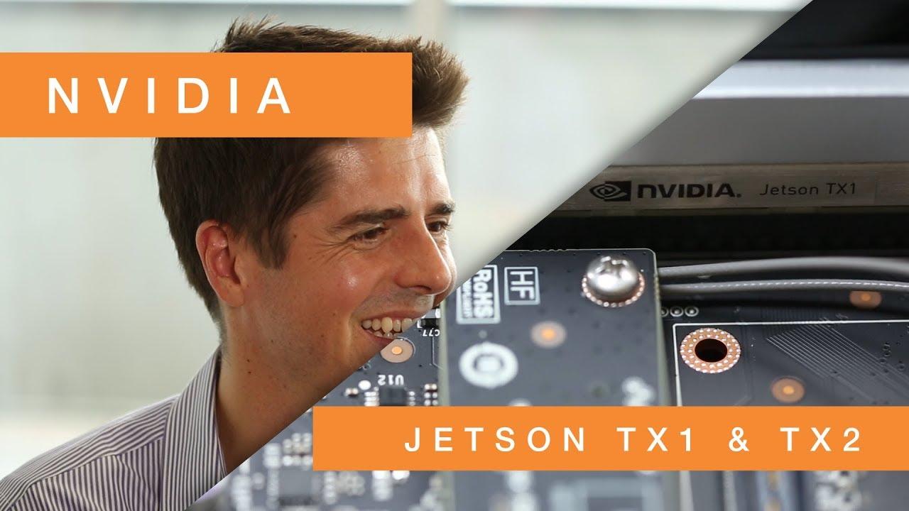 NVIDIA Jetson TX1 and TX2   AI at the Edge   Arrow com