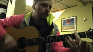 """Over My Head (Cable Car)"" The Fray acoustic cover :D"