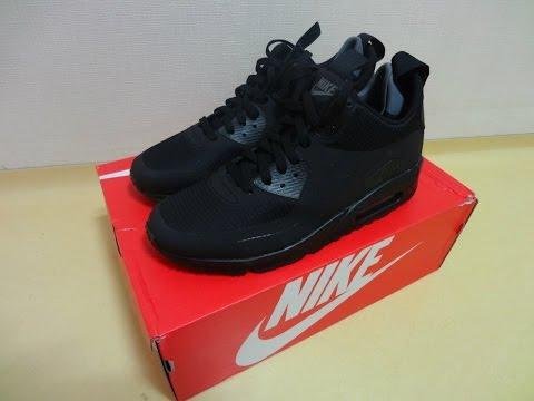 Nike Air Max 90 Mid Winter Sneakerboot  - 806808 002