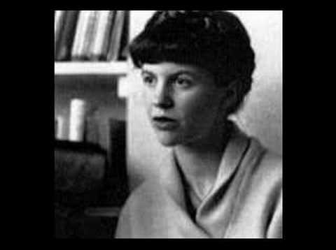 "Sylvia Plath reads ""The Stones"""
