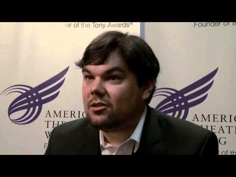 Robert Lopez - SpringboardNYC's Cues from Tony Nominees - 2011