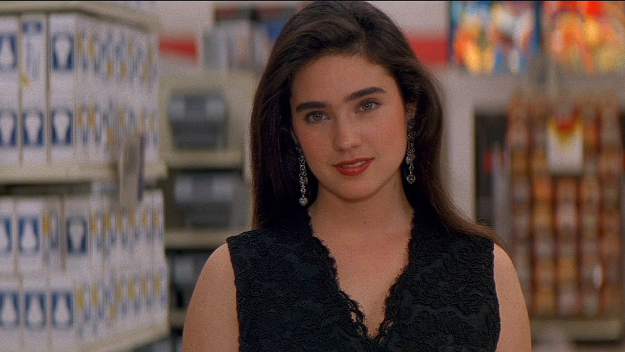 Download Jennifer Connelly | Career Opportunities Hottest Scenes (Extended) [4K]