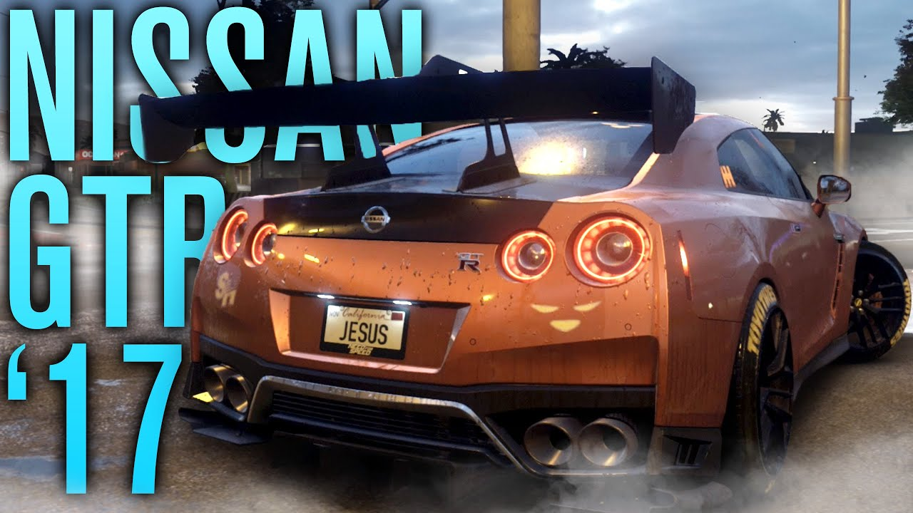 Best Gtr Yet 2017 Nissan Gt R Build Need For Speed