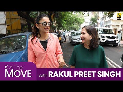 Rakul Preet Singh Interview   Manmadhudu 2   On The Move   Anupama Chopra   Film Companion