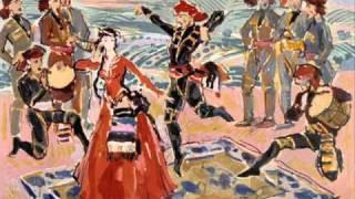 Georgian folk - Acharuli Gandagana - Basiani