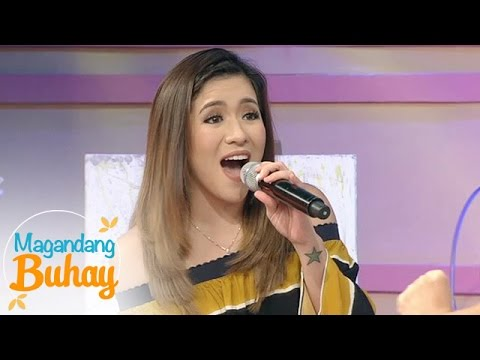 Magandang Buhay: Angeline used to be a parking girl