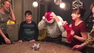 Santa's hat game-Christmas 2016 Boise, Idaho