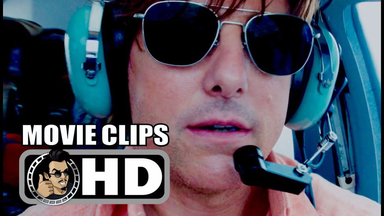 AMERICAN MADE - 4 Movie Clips + Trailer (2017) Tom Cruise Action Comedy Movie HD