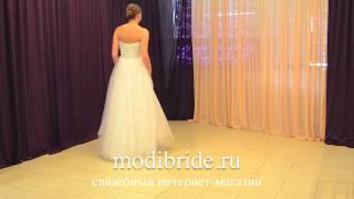Платье Инна Карлийчук - Маргарита - www.modibride.ru Свадебный Интернет-магазин