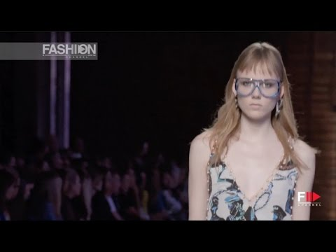 EMILIO PUCCI Spring Summer 2016 Full Show Milan by Fashion Channel