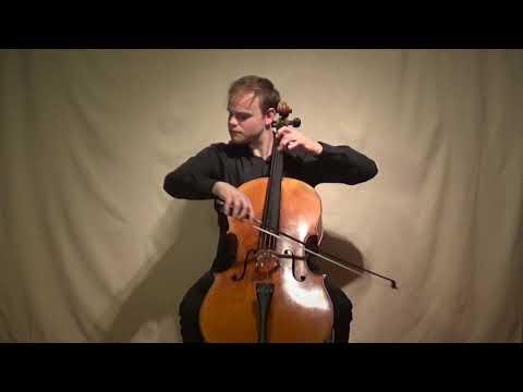 Bach - Suite No.3 In C Major - Prelude