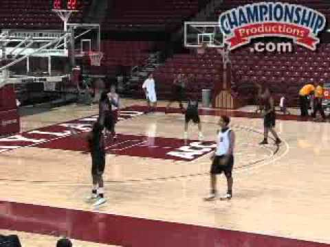 All-Access Maryland Women's Basketball Practice with Brenda Frese Part 4