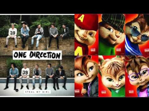 Steal My Girl - One Direction (Chipmunk Version)