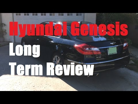 2012 Hyundai Genesis after 2 years ownership Pros, Cons, Costs, Warranty