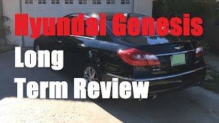 2012 Hyundai Genesis after 2 years ownership (Pros, Cons, Costs, Warranty)
