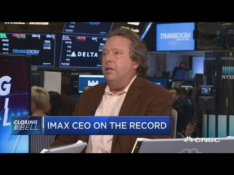 IMAX CEO on media mergers: 'You have to go big to compete'