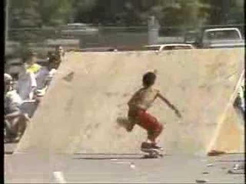 Streetstyle in Tempe - 1986 Skateboarding Part 2