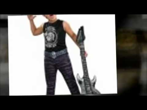 Rocker Punk Costume
