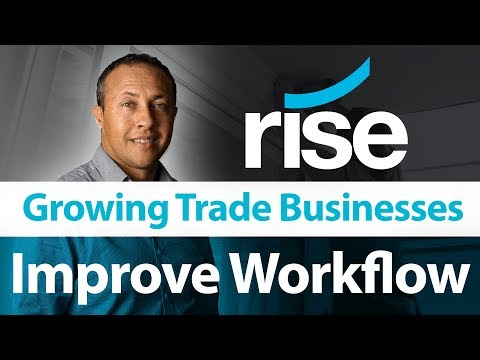 Rise Advisory - Growing Trade Businesses - Productivity and Workflow