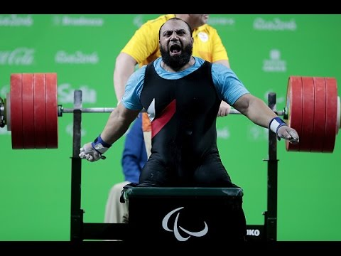 Men's -97kg | Powerlifting | Rio 2016 Paralympic Games