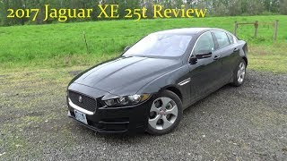 Jaguar XE 25t Review | How good is the base model