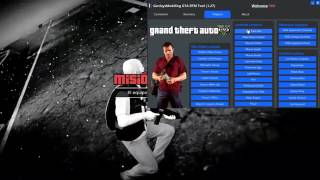 RTM TOOL GTA 5 ONLINE 1.27 [CEX/DEX] NO FREEZE! RP Y $ HACKS PS3