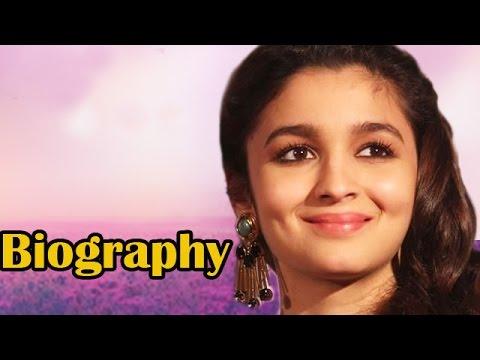 Alia Bhatt - Biography - YouTube
