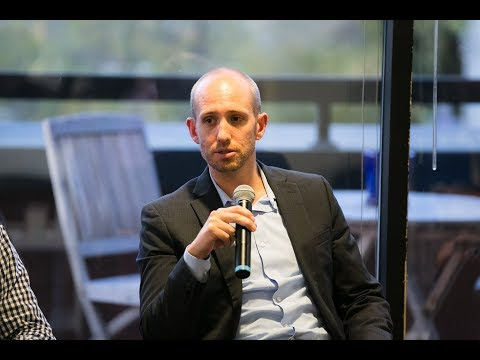 Video interview with Spencer Bogart, Head Research Blockchain Capital