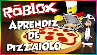 Roblox-attendant, pizzaiolo and caterer.