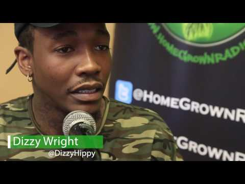 DIZZY WRIGHT on Funk Volume Split: I Just Don't Think Hopsin Rocked With Me Like That