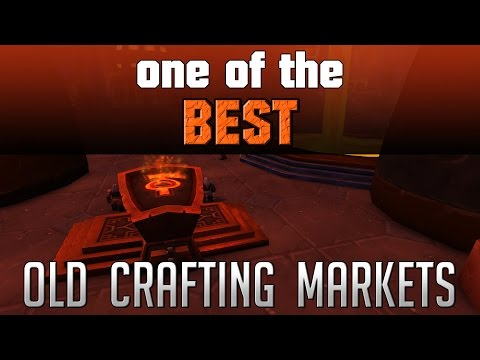 Crafting With Dark Iron - One Of The Best Old Content Markets