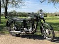 1960 Matchless G3 350cc for Sale