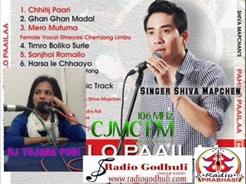 MUSIC N MORE with singer Shiva Mapchan