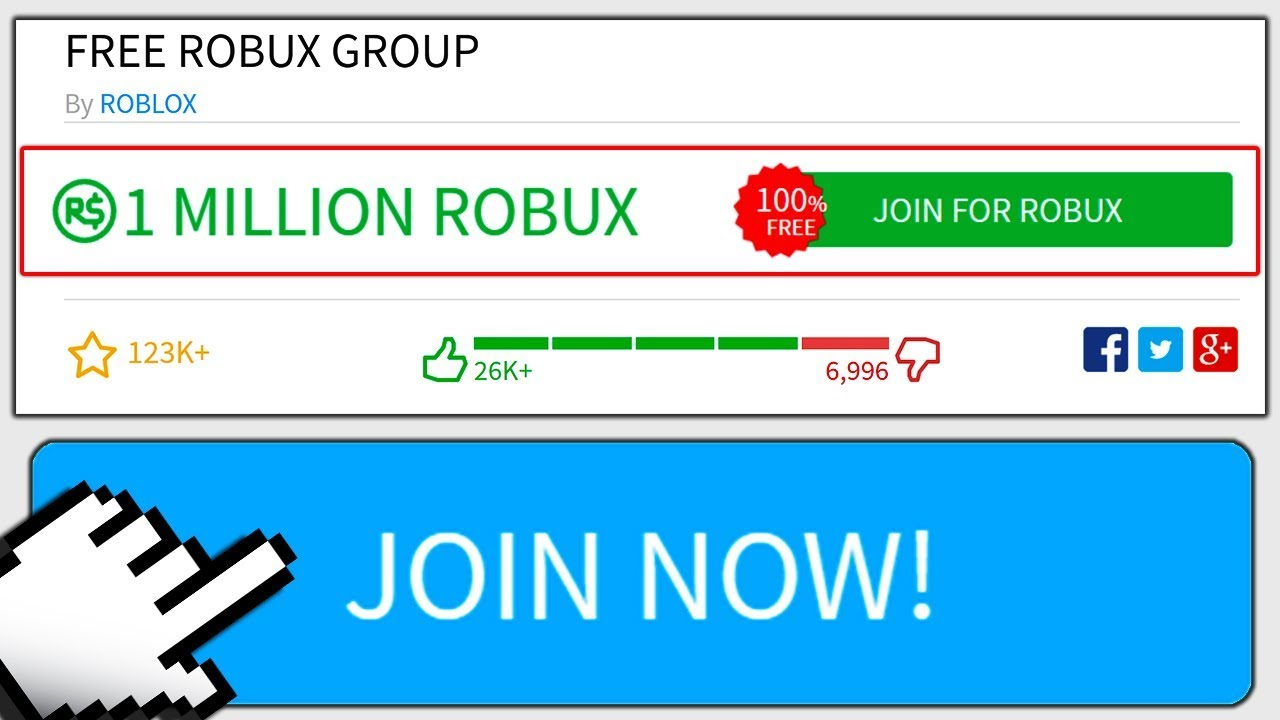 Join This Roblox Group For Free Robux Roblox Groups Youtube - groups on roblox